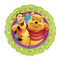 "18"" 3D Tigger/Pooh Friends Forever"