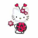 "14"" Mini Hello Kitty Ladybug"