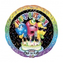Singing Balloon Birthday Jumbo Sing-A-Tune®XL®