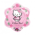 "14"" Mini Hello Kitty Love You"