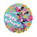 Minnie Mouse Happy Birthday